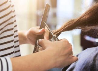 sprzętu fryzjerskiego