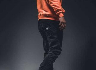 spodnie streetwear