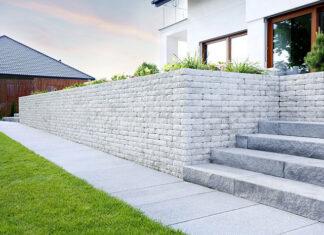 Ogrodzenia betonowe do domu