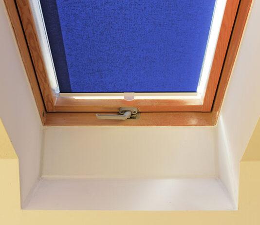 osłony do okien dachowych